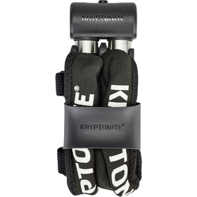 Kryptonite Keeper 810 Antivol pliant, black